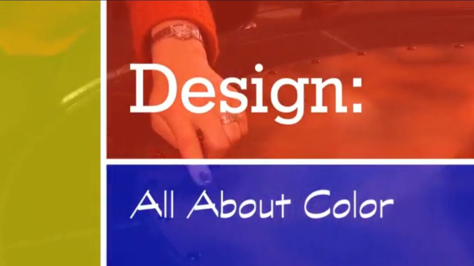 Design: All About Color